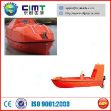 Barco salva-vidas fechado FRP com 20P / barco de salvamento CCS ABS