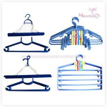 29,5 см Оптовая Прачечная вешалка для одежды Пластиковые вешалки