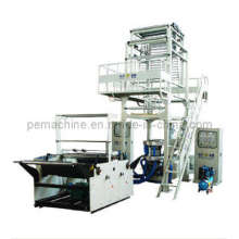 Double couchette de co-extrusion rotative Die Film Blowing Machine (CE)