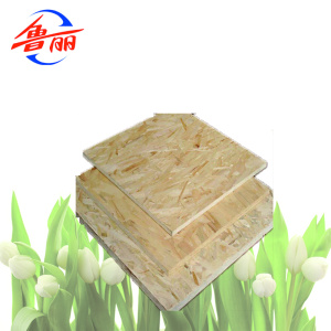 Panel de madera Oriented Strand Board