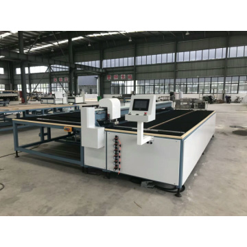 Автомат для резки ламинированного стекла полуавтоматический