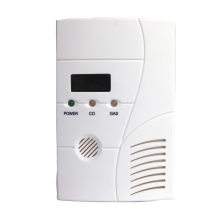 kitchen cooking gas leak detector and CO Combined