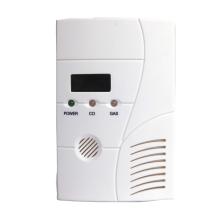 кухонный кухонный детектор утечки газа и CO в сочетании