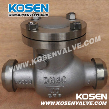 DIN Bw End Swing Check Valve (H44)