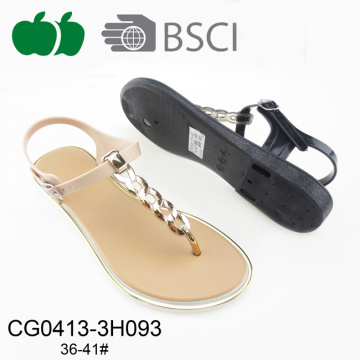 Top Quality Womens Fashion Flat Fancy Sandals