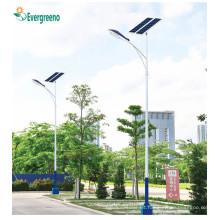 Fuente de luz LED y luces de calle Tipo de artículo Todo en uno Luz solar de calle LED 100W