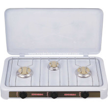 3 Burner Blue Flame Gas Cooker