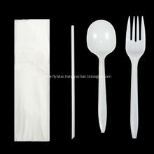 Plastic Cutlery Packets Spoon Fork Knife