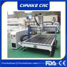 Ck6090 / 3030 Mini Carpintería CNC Router para Grabado Alumnium Cobre MDF