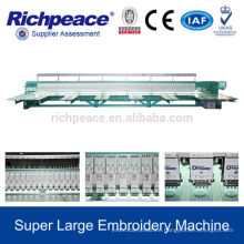 Richpeace computerized embroidery machine lace production