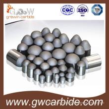 Bits de botão de broca de carboneto de tungstênio