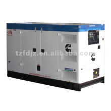 Hot sales!! 200kw Silent Type Diesel Generator Sets with water cooled Cummins Engine