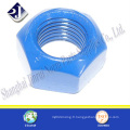 PTFE Coated A194 2h Hex Nut