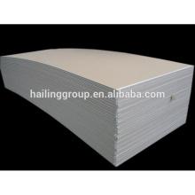 Planche de gypse à papier
