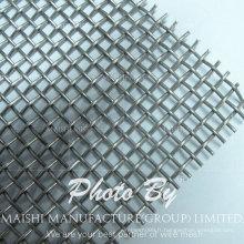 Tissu de grillage d'acier inoxydable pour la filtration et le tamis