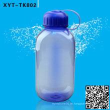 800ml ~ 1000ml Plastiksport-Flasche, trinkende Flasche, BPA freie Wasser-Flasche