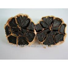 Ail noir fermenté bio et sain neuf en provenance de Chine