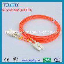 Sc многомодовый волоконно-оптический соединитель, соединительный кабель
