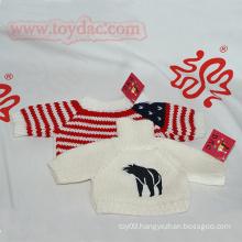 Plush Animal`S Sweater Toy