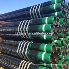 China supplier sales api specification 5ct l80 casing pipe