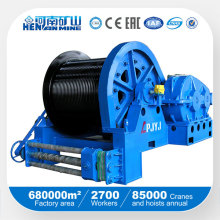 Slow Speed Heavy Duty Electric Wirerope Winch