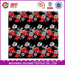 China supplier printing bedsheet fabric bedding set