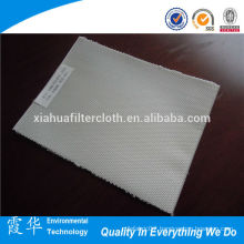 Antistatic polyester filter cloth for wood industry