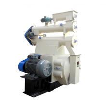 Máquina de pellet de alimentación en anillo horizontal