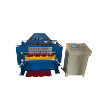 Aluminum single cold Panel Roll Forming Machine