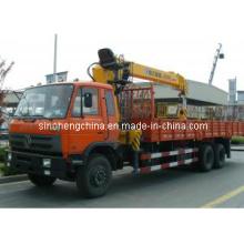 Caminhão XCMG de 12 toneladas com guindaste Sq12sk3q