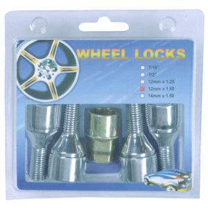 Wheel Nut and Locks Sets