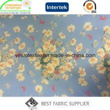 Tissu imprimé par polyester de vente chaude de 100% pour le vêtement de Madame