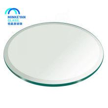tabela de vidro moderada da demanda feita sob encomenda inquebrável da segurança