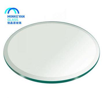 tabla de cristal templado de la demanda de la seguridad irrompible