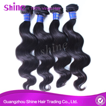 9A Peruvian Human Hair Extension Durable Texture