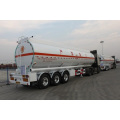 2016 Hot Aluminum 45m3 Fuel Tank Semi Trailer, Tank Trailer