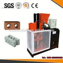 WT1-25 interlocked laterite brick machine
