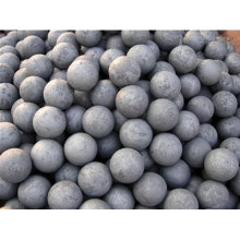 Abrasive grinding steel ball for mining machine