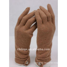 fashion women wool gloves