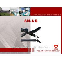 Full-plastique flex balance ignifuge compensant les fournisseurs de la chaîne, bloc de la chaîne, chaîne, chaîne fournitures/SN-UB