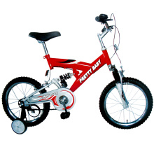 "16 ""Kids Bike Doubel Suspension"