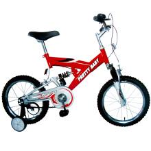 "16"" Kids Bike Doubel Suspension"