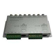 Rj45 Passive Video Utp Balun , 75 Ohm To 100 Ohm Balun