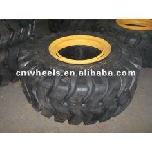 Tyre Mounted On Wheel