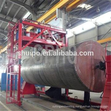 Irregular Tank Girth Automatic Welding Machine/Mig welding machine/automatic tank welding machine