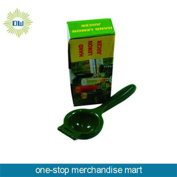 high quality manual lemon hand juicer
