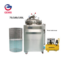 Máquina de esterilização de iogurte de frutas e vegetais jarra