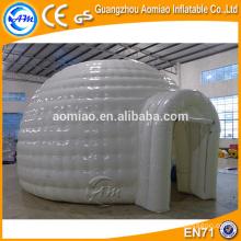 Tente de sport gonflable canopée gonflable à dôme géant, tente à vendre
