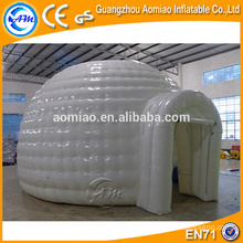 Giant dome inflatable tent canopy inflatable sports tent, tent for sale