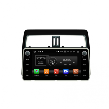 Android 8.0 car multimedia สำหรับ PRADO 2018